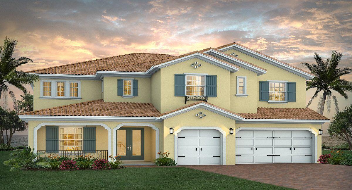 Exterior featured in the Mendocino By WCI in Sarasota-Bradenton, FL