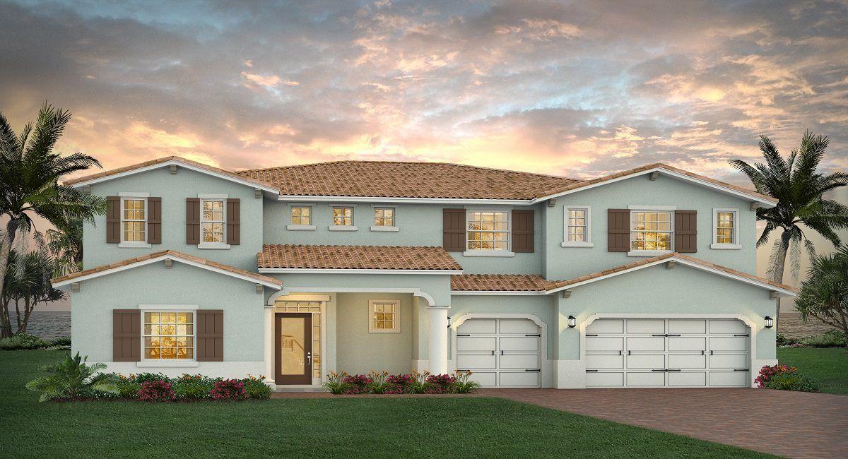 Exterior featured in the Ventura By WCI in Sarasota-Bradenton, FL