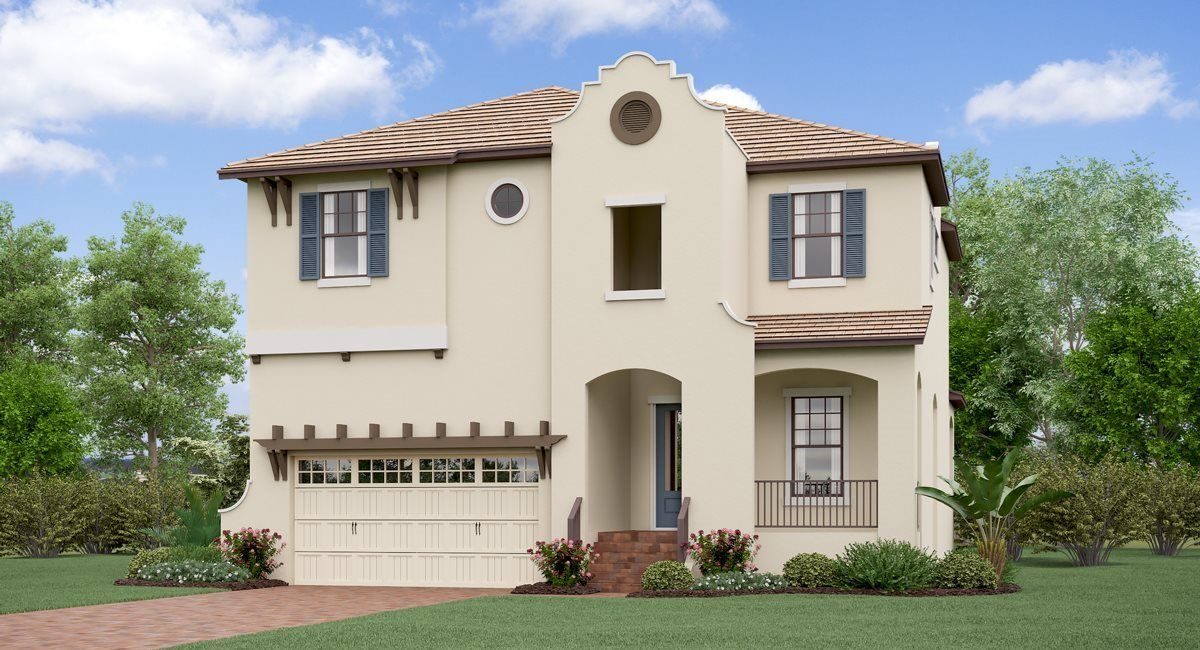Exterior featured in the Biscayne II By WCI in Tampa-St. Petersburg, FL