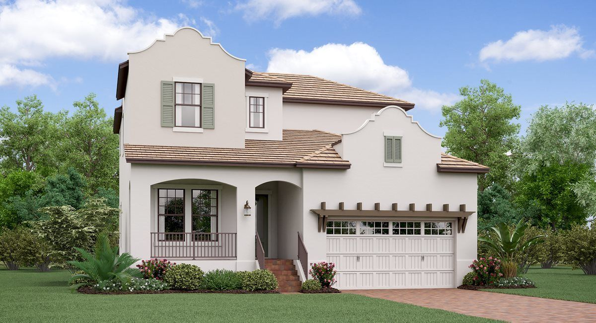Exterior featured in the Caladesi II By WCI in Tampa-St. Petersburg, FL