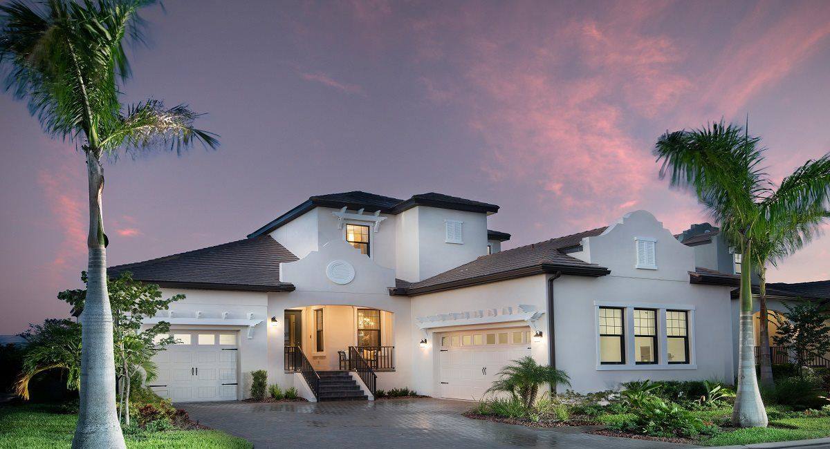 Exterior featured in the Pompano II By WCI in Tampa-St. Petersburg, FL