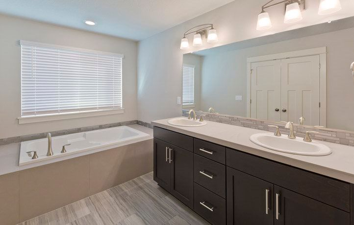 Bathroom featured in the Benson By Lennar in Portland-Vancouver, OR