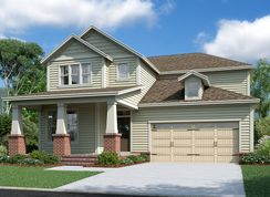 Percy - Durham Farms - Classic Parks Collection: Hendersonville, Tennessee - Lennar