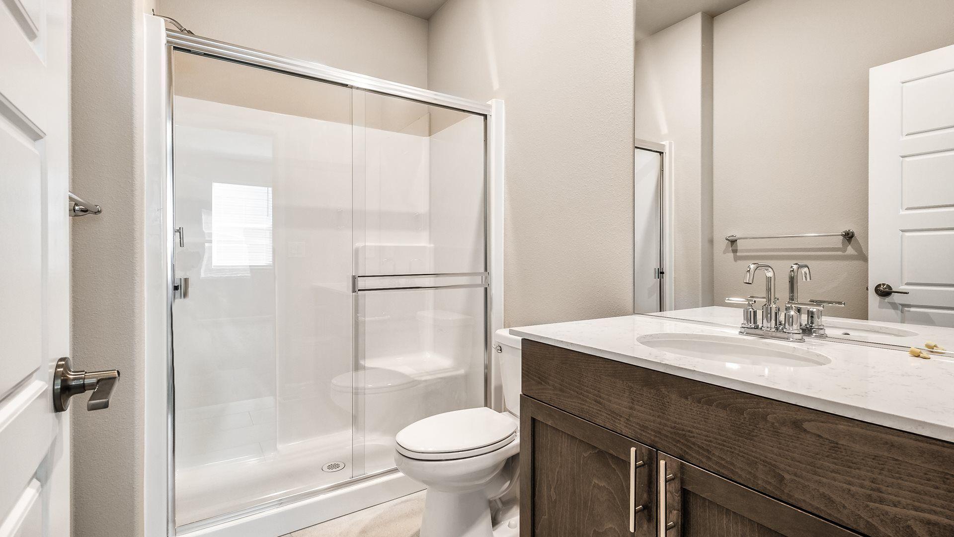 Bathroom featured in the Westport, Village By Lennar in Seattle-Bellevue, WA
