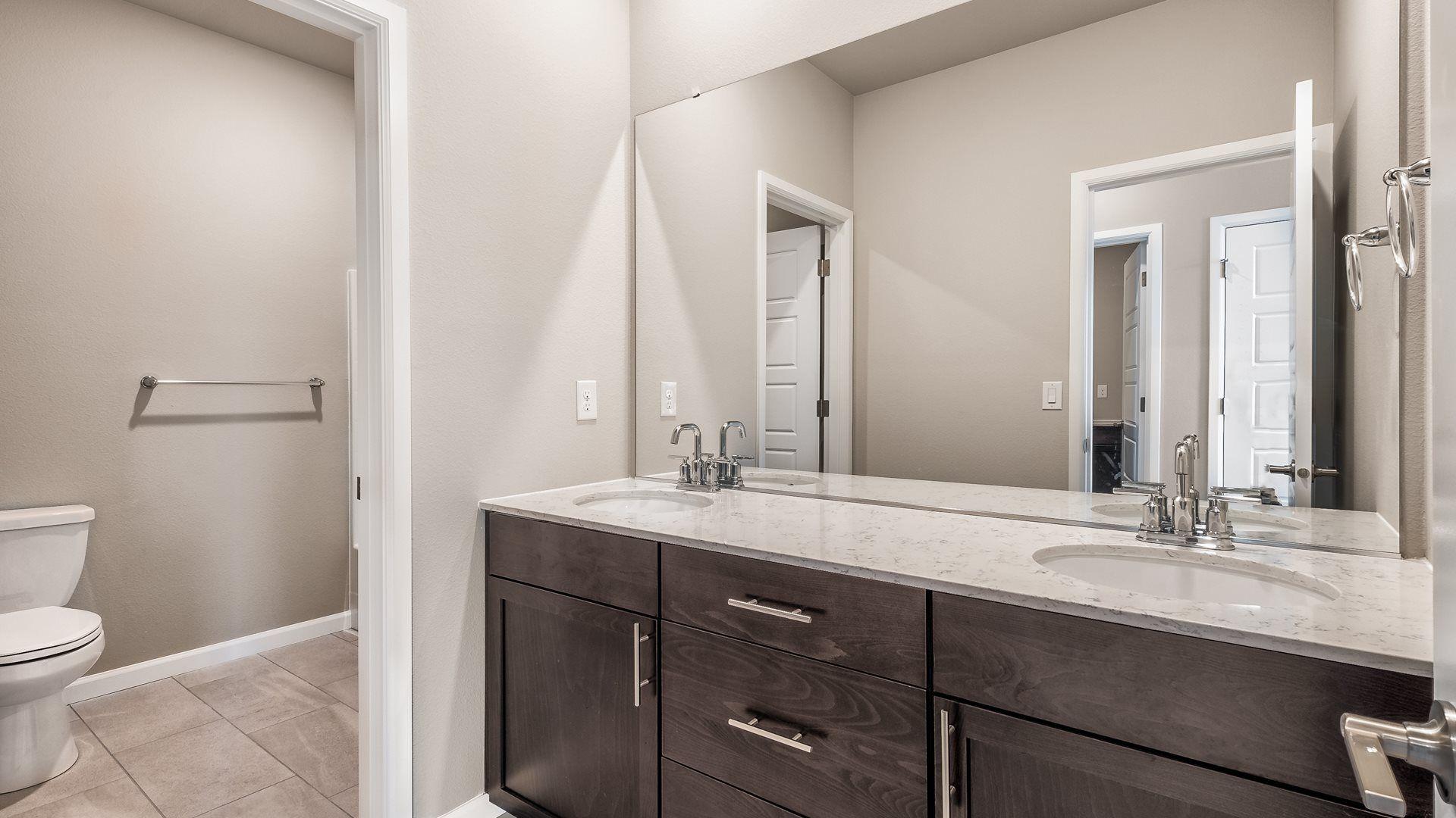 Bathroom featured in the Roslyn, Village By Lennar in Seattle-Bellevue, WA