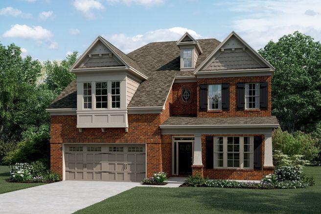 4943 Greenard Watson Lane (Candler W/Basement)
