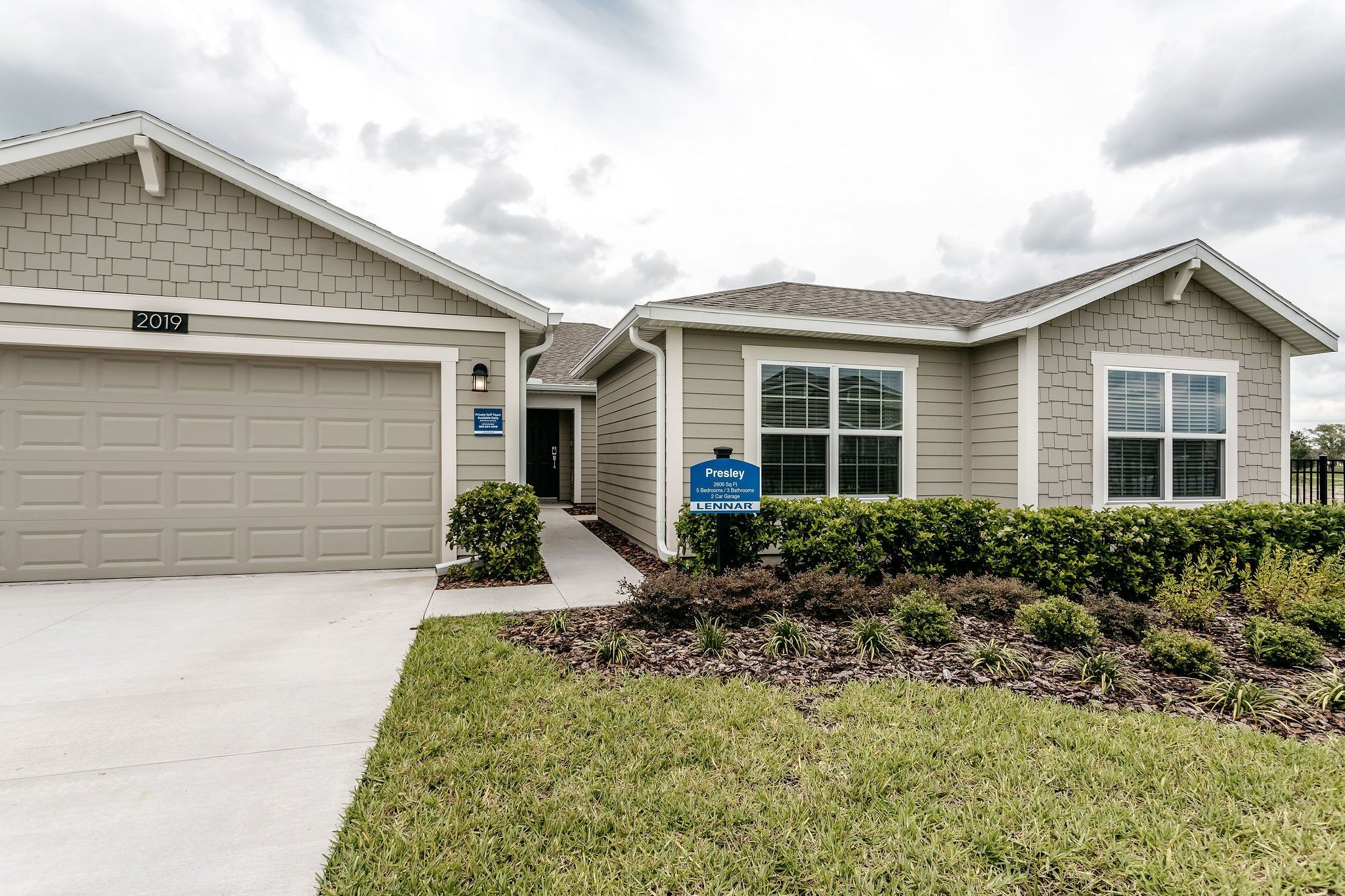 Exterior featured in the Presley By Lennar in Orlando, FL