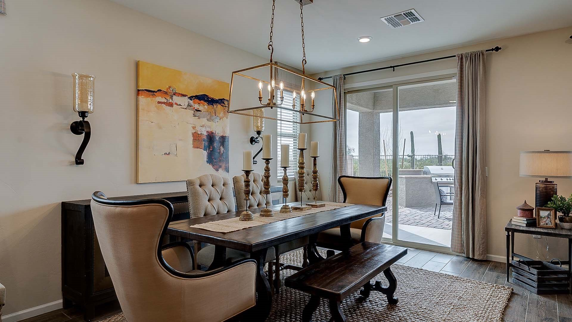 Living Area featured in the Desert Willow By Lennar in Tucson, AZ