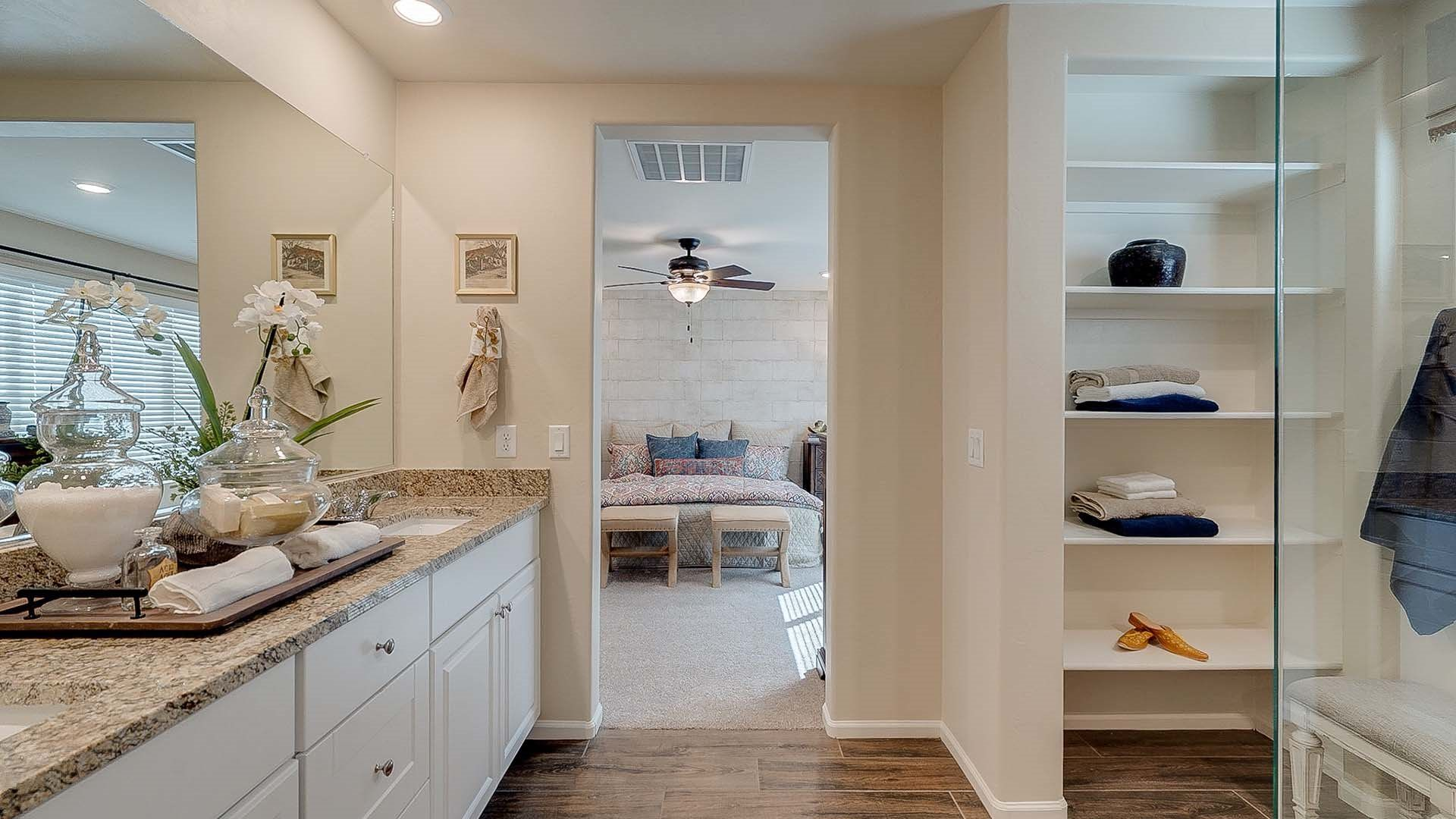 Bathroom featured in the Desert Willow By Lennar in Tucson, AZ