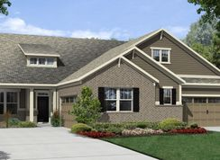 Cascade - Brooks Farm - Brooks Farm Villas: Noblesville, Indiana - Lennar