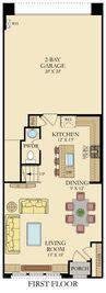 Residence 2 - The Peak at Delpy's Corner: Vista, California - Lennar