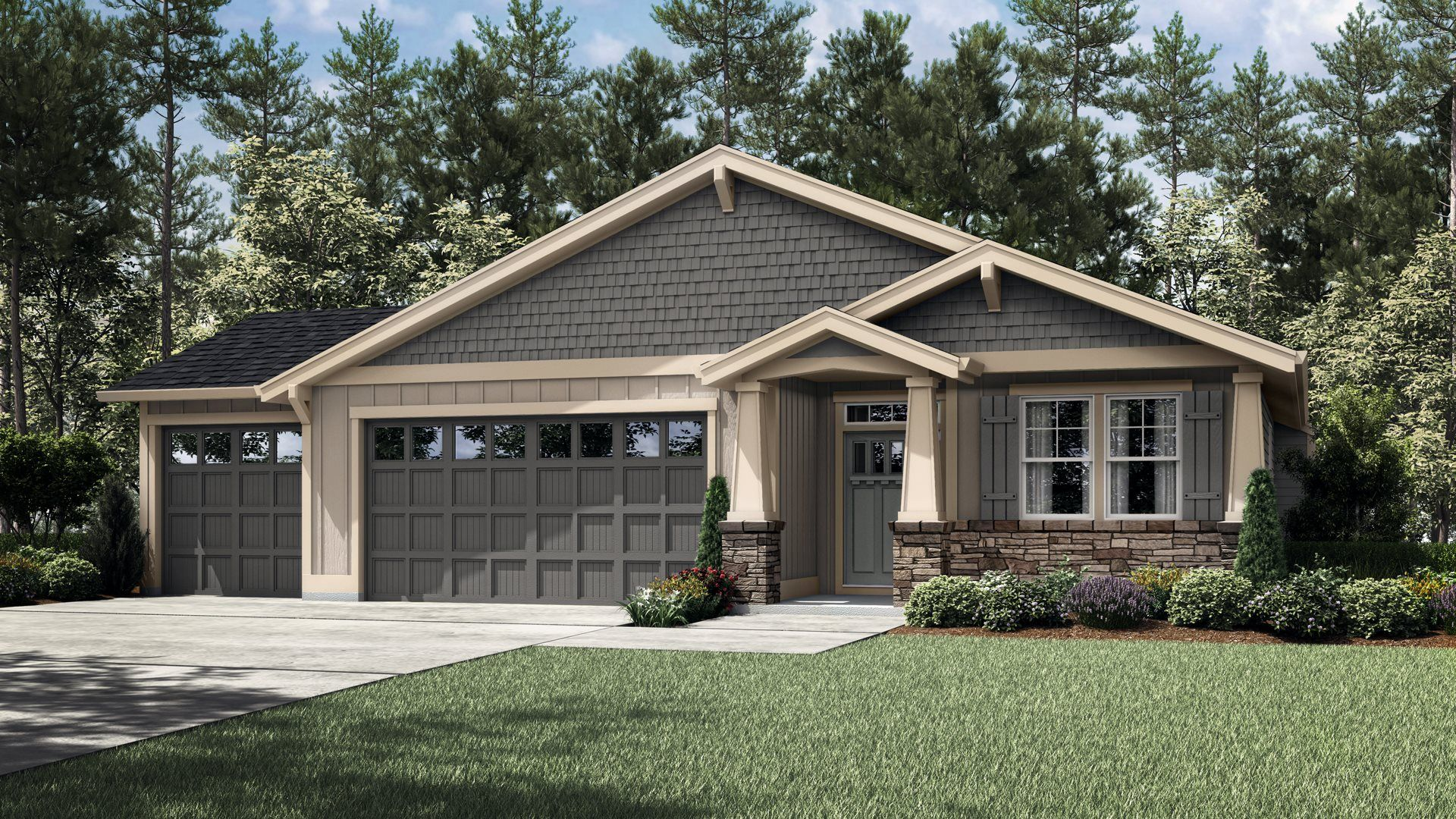 Exterior featured in the Trenton By Lennar in Portland-Vancouver, OR