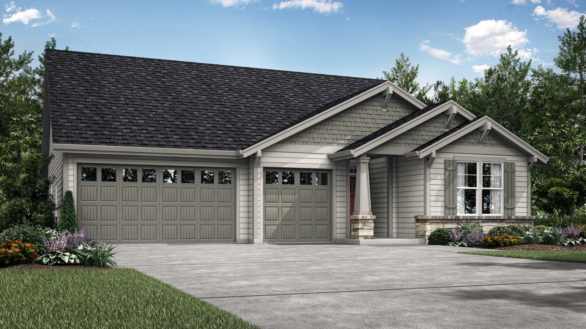 Exterior featured in the Elmhurst By Lennar in Portland-Vancouver, OR