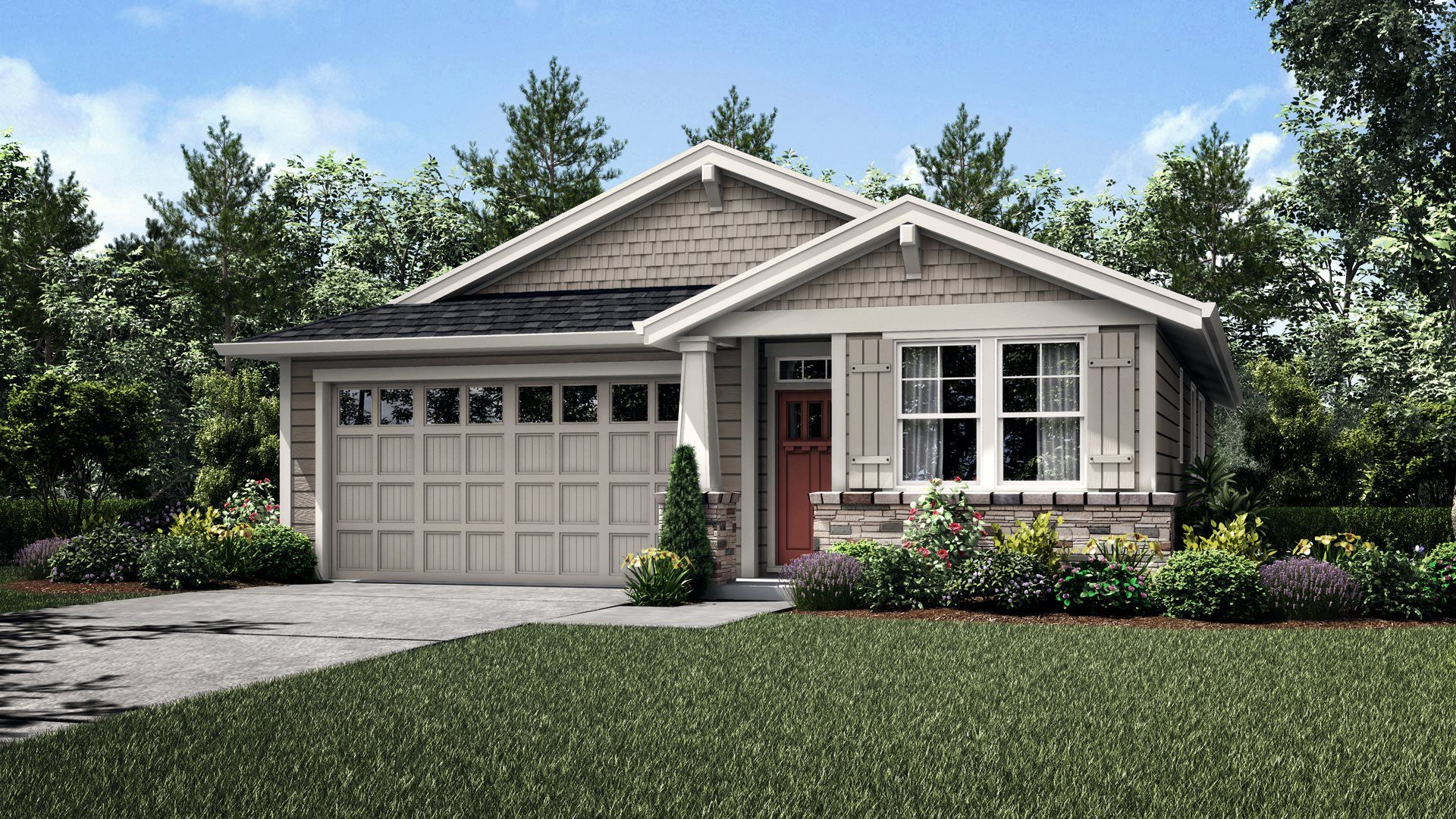 'Laurel Woods' by Lennar - Portland Homebuilding in Portland-Vancouver