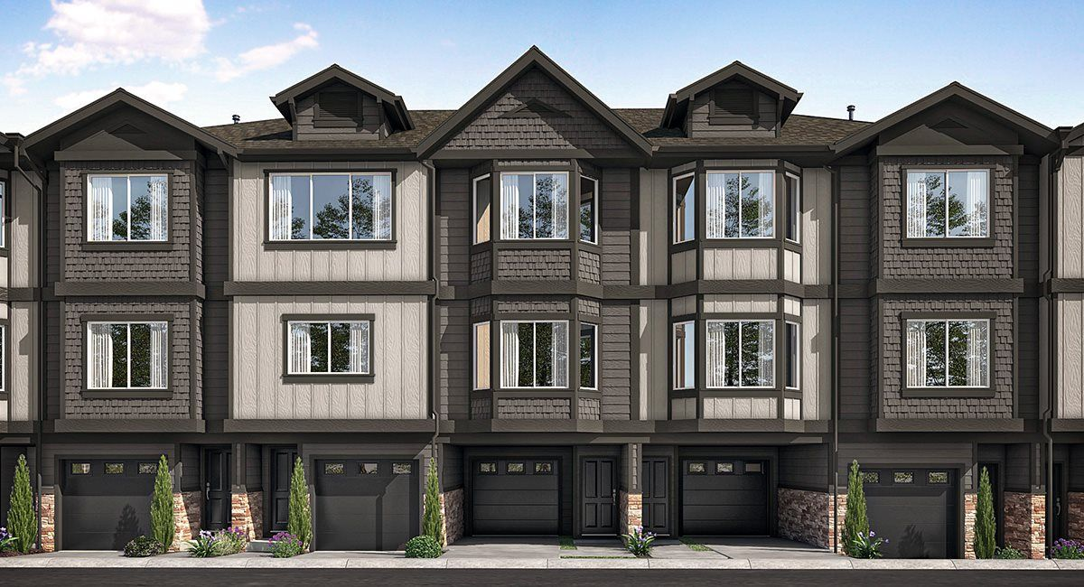 Exterior featured in the Amethyst By Lennar in Portland-Vancouver, OR