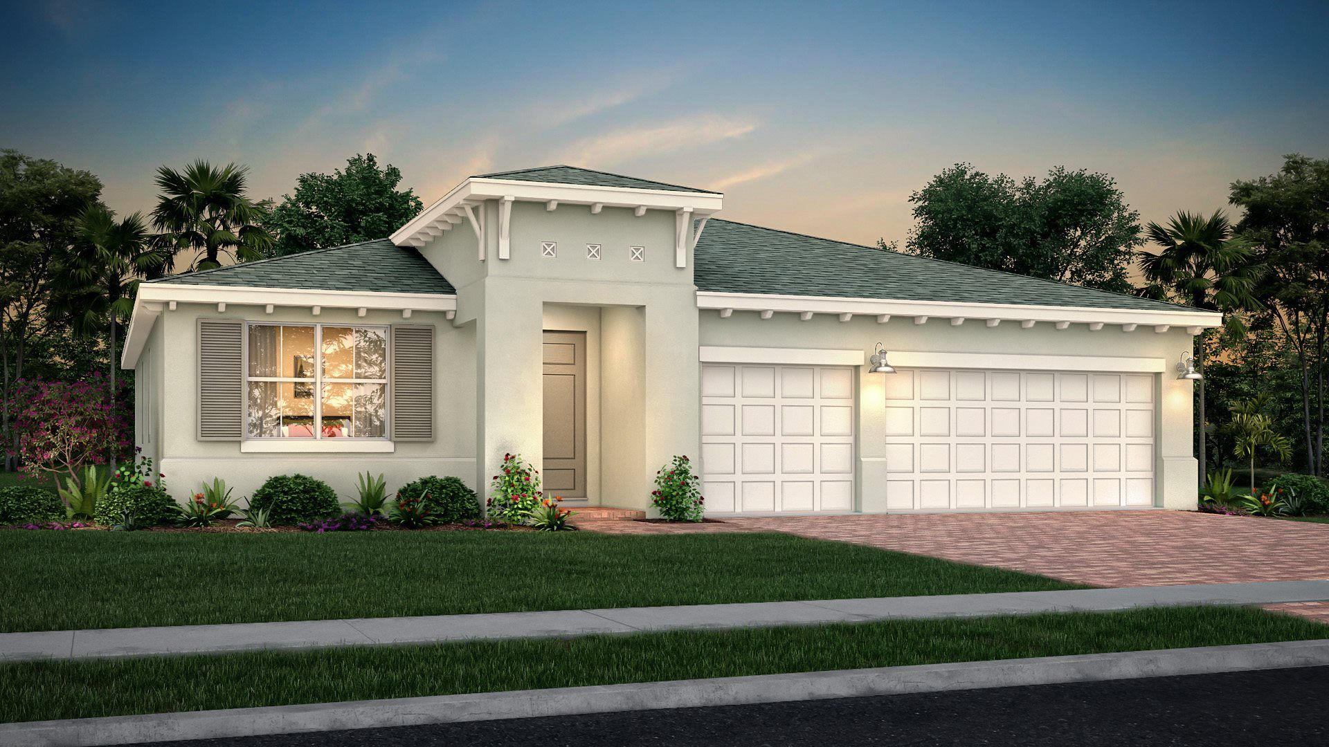 Exterior featured in the Lincoln By Lennar in Martin-St. Lucie-Okeechobee Counties, FL