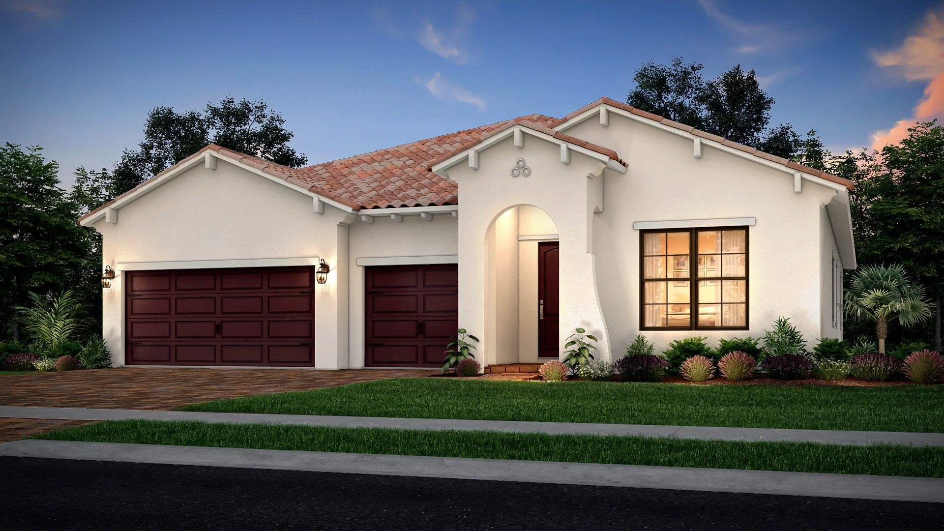 Exterior featured in the Acacia By Lennar in Palm Beach County, FL