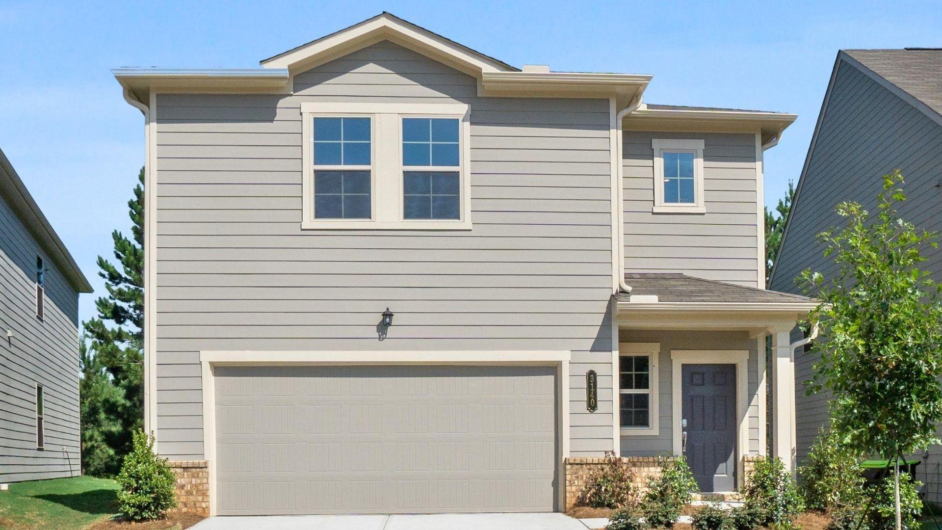 'Pendergrass Glen' by Lennar - Atlanta Homebuilding in Atlanta