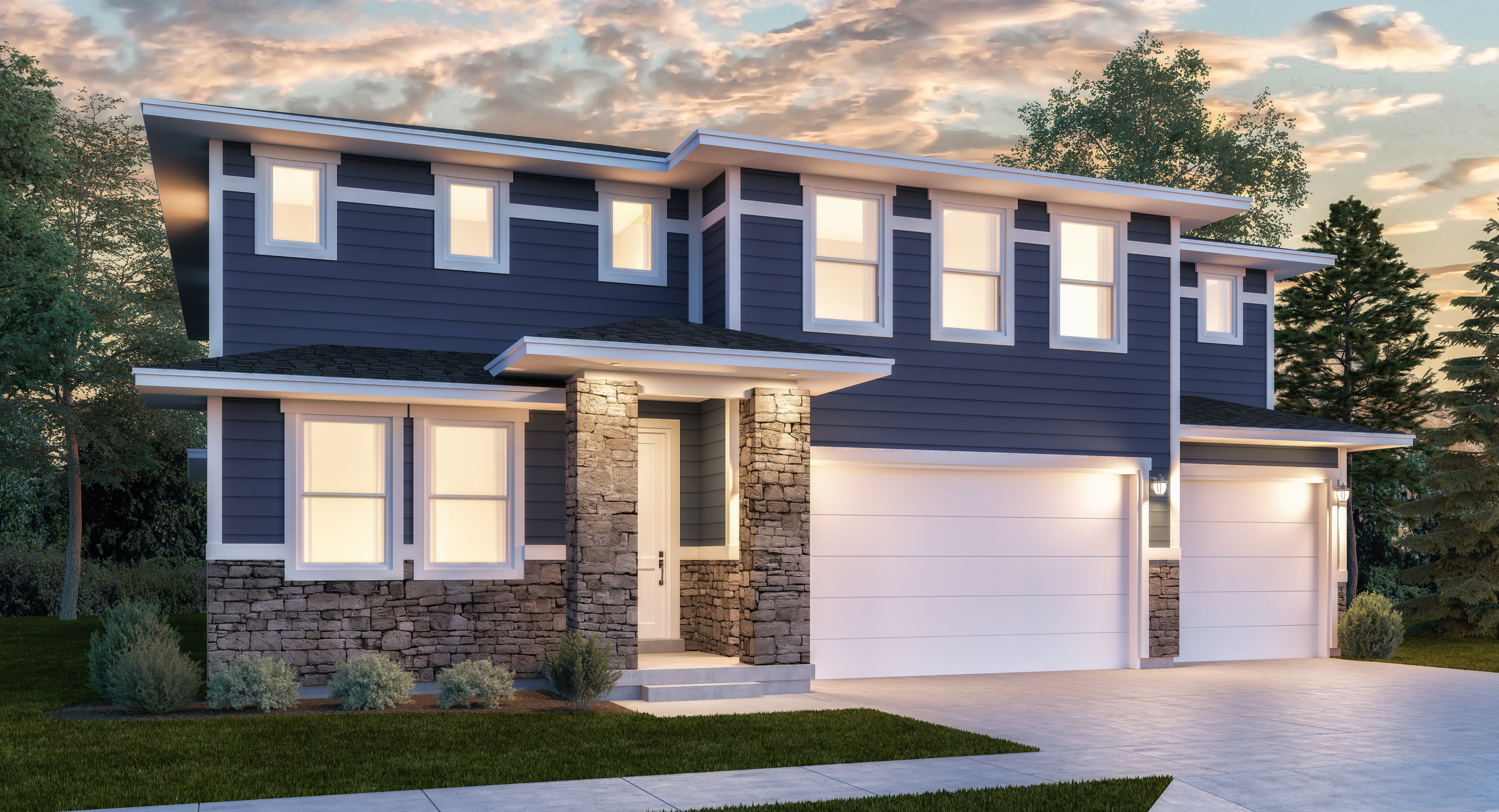 New Construction Homes Plans In Salt Lake County Ut 1 668 Homes Newhomesource
