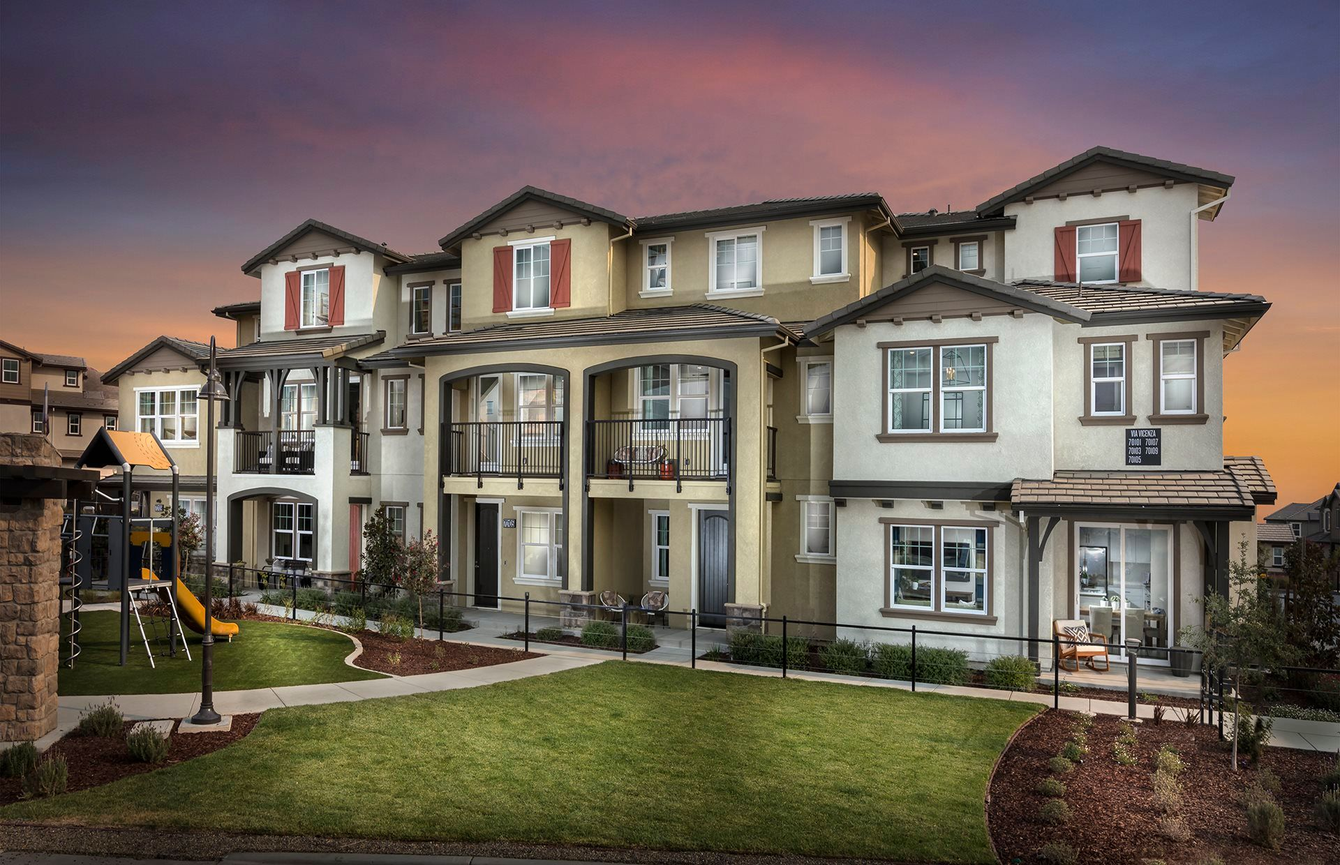 Exterior featured in the RESIDENCE ONE X By Lennar in Oakland-Alameda, CA