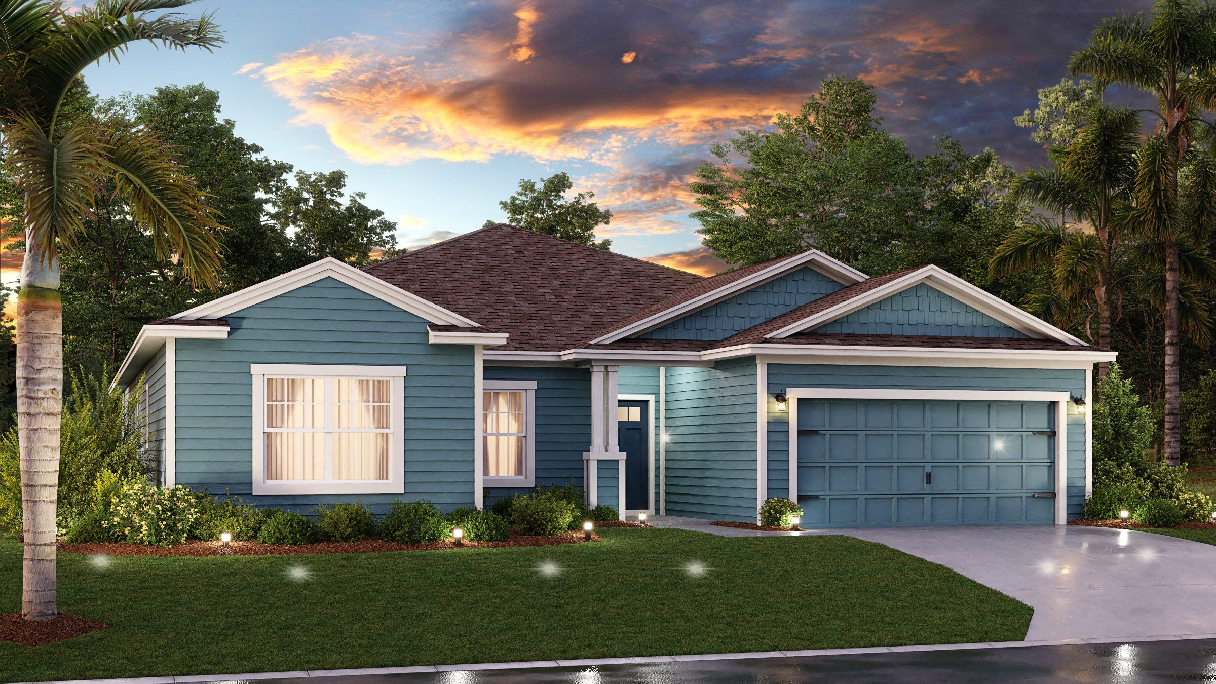 Exterior featured in the Genesis By Lennar in Orlando, FL