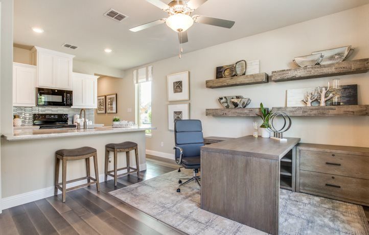 Kitchen featured in the Heritage By Village Builders in Dallas, TX