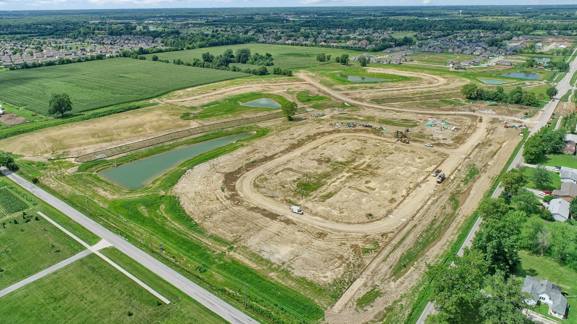 'Brooks Farm - Brooks Farm Architectural' by Lennar - Indiana in Indianapolis