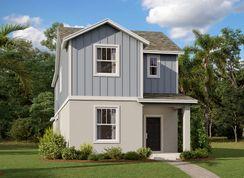Sierra - Waterside - The Cove: Winter Garden, Florida - Lennar