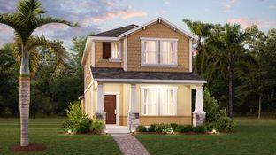 Cascade - Waterside - The Cove: Winter Garden, Florida - Lennar