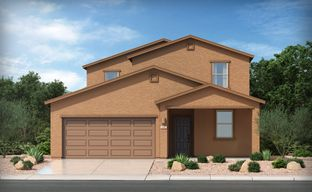 Valencia Crossing Destiny Collection by Lennar in Tucson Arizona
