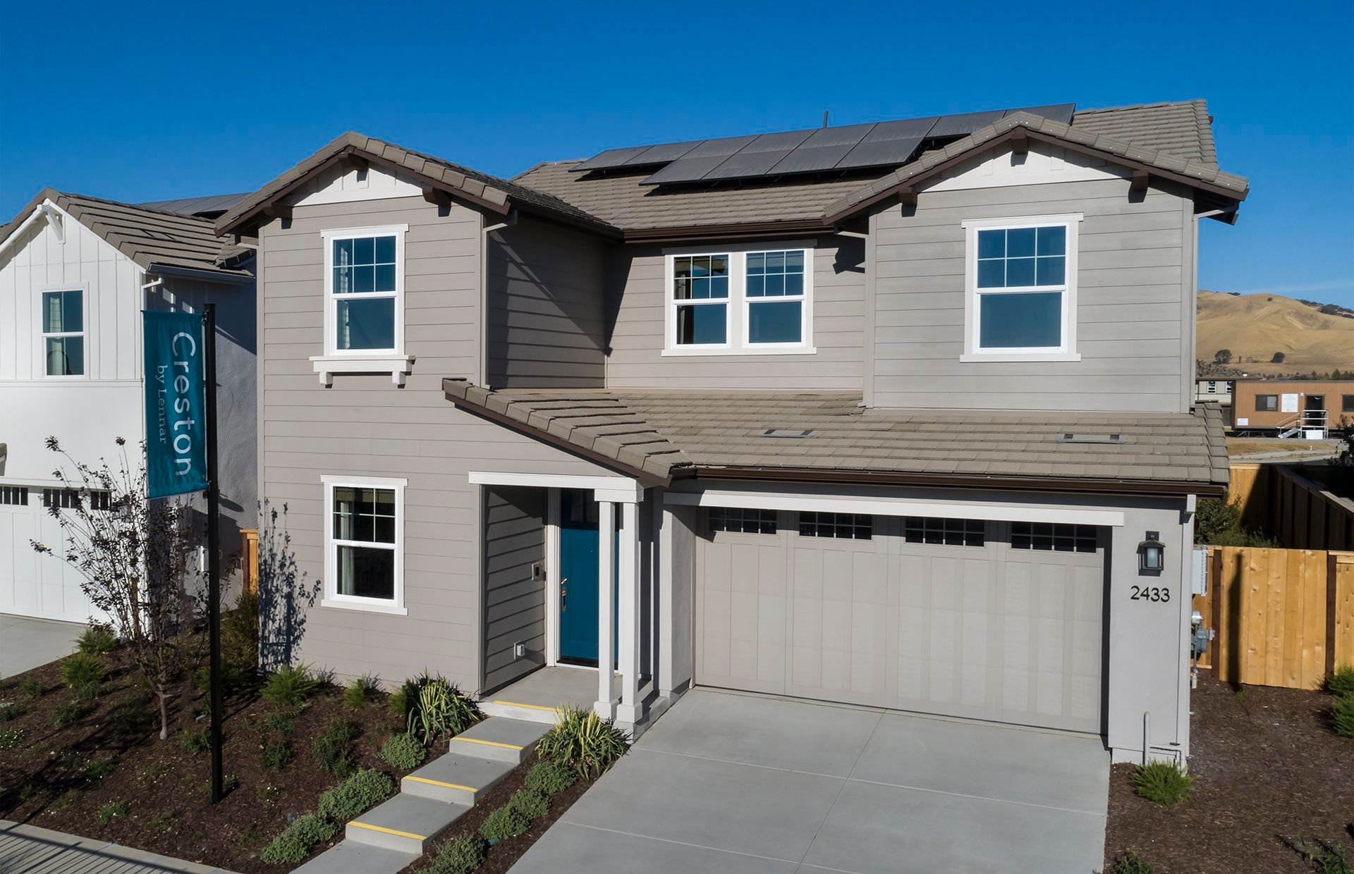 Exterior featured in the RESIDENCE ONE By Lennar in Vallejo-Napa, CA