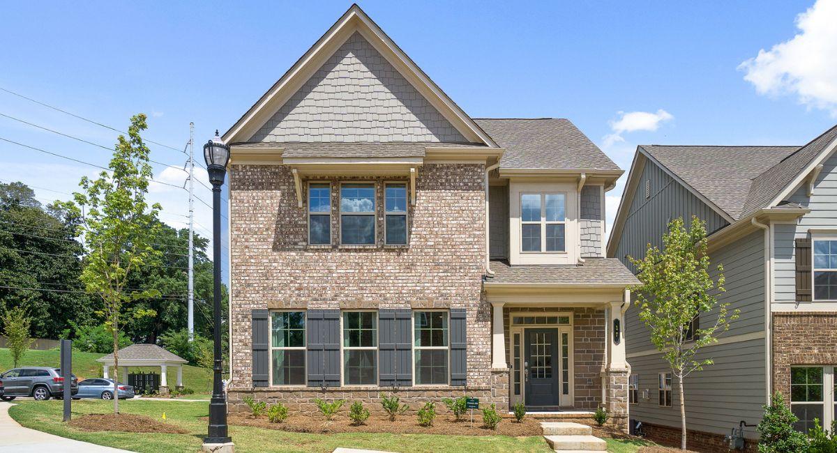 'Hedges Park' by Lennar - Atlanta Homebuilding in Atlanta