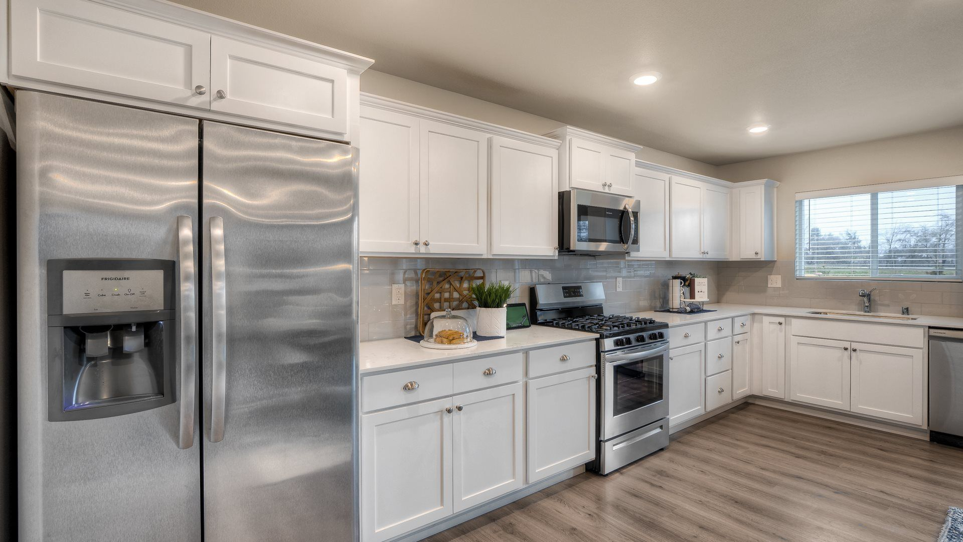 Kitchen featured in the Merlot By Lennar in Olympia, WA