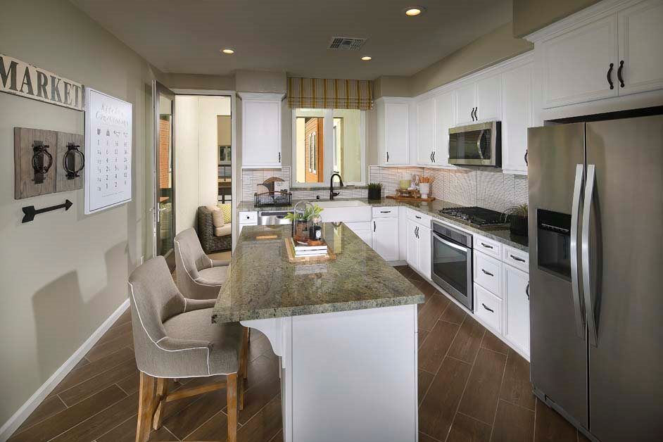 Kitchen featured in the Residence One By CalAtlantic Homes in Oakland-Alameda, CA