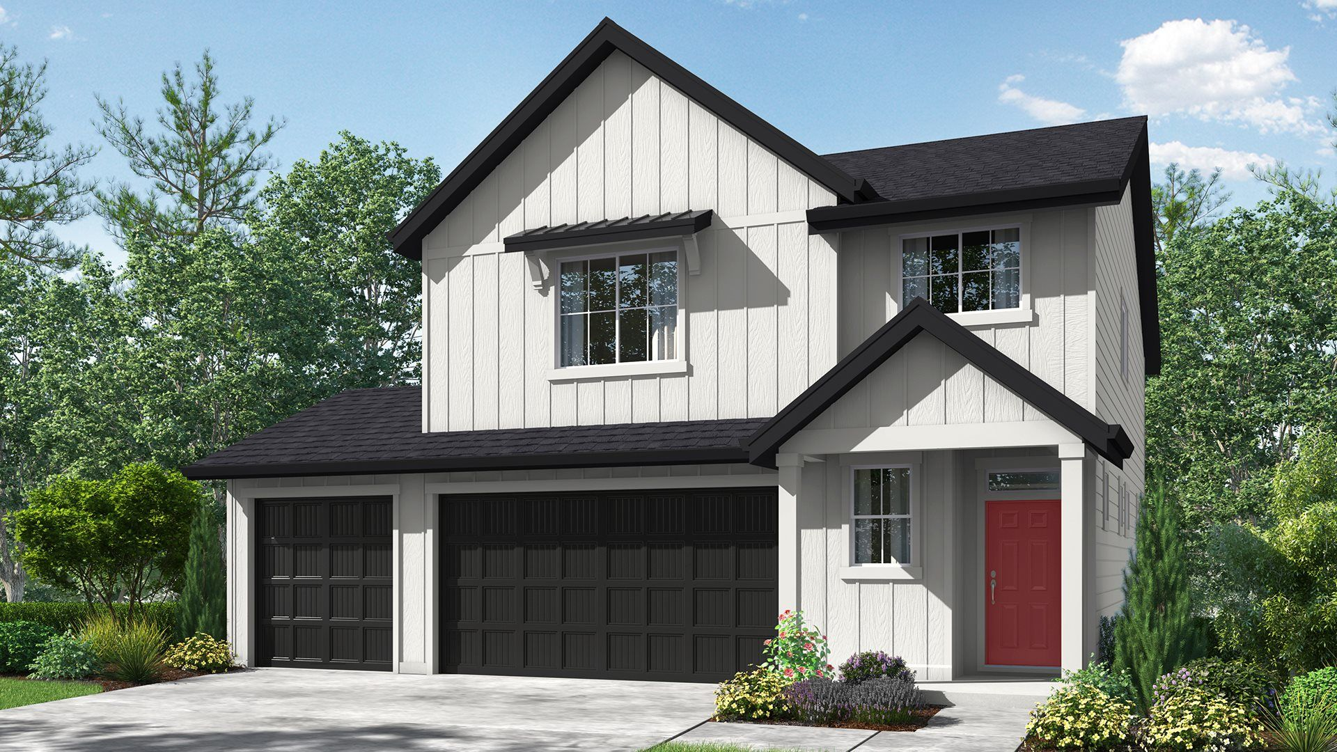 Exterior featured in the St John By Lennar in Portland-Vancouver, WA