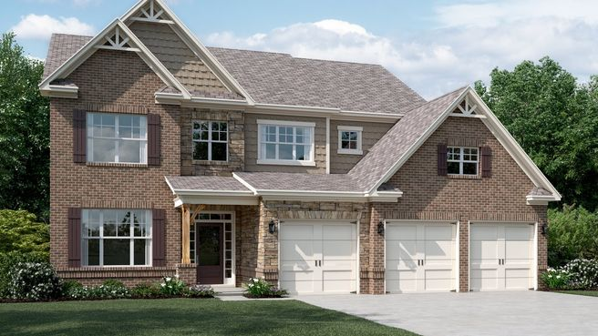 4025 Briarstone Ridge Trace (CHESAPEAKE w/Basement)