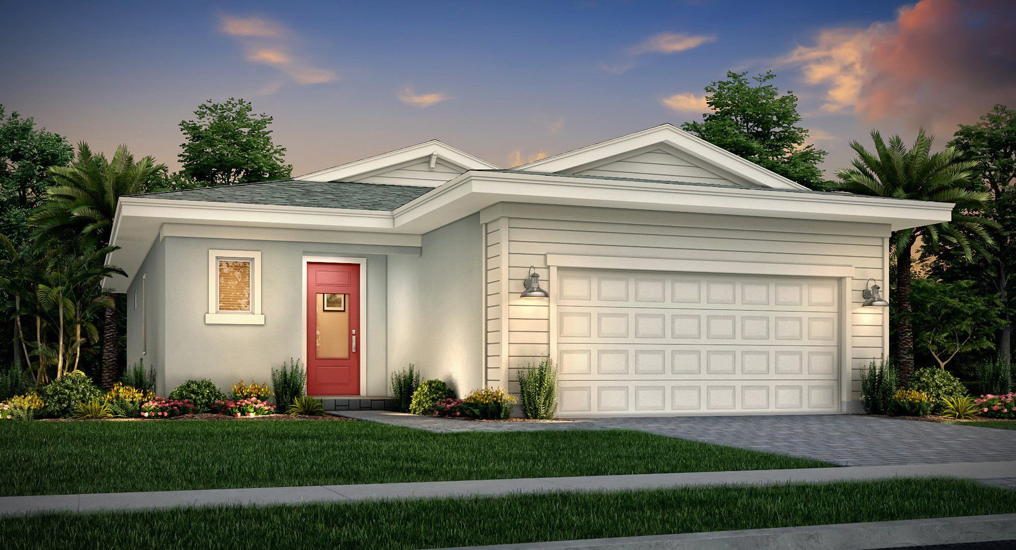 Exterior featured in the Beech By WCI in Melbourne, FL