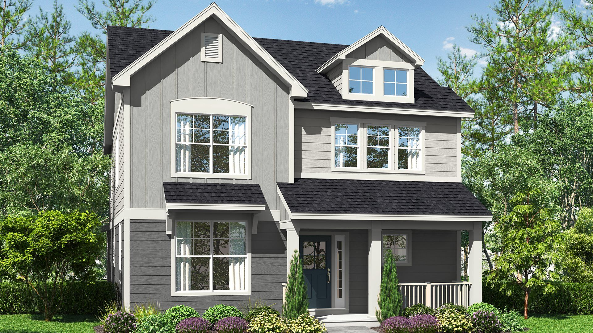 Exterior featured in the Addison By Lennar in Portland-Vancouver, OR