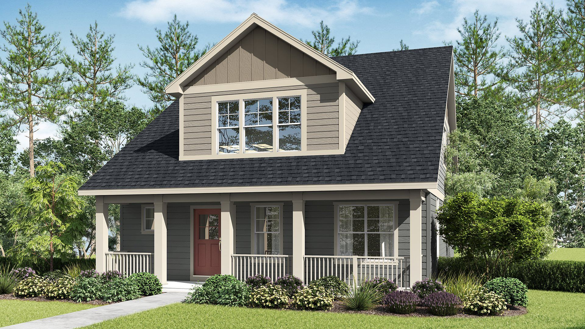 Exterior featured in the Archer By Lennar in Portland-Vancouver, OR