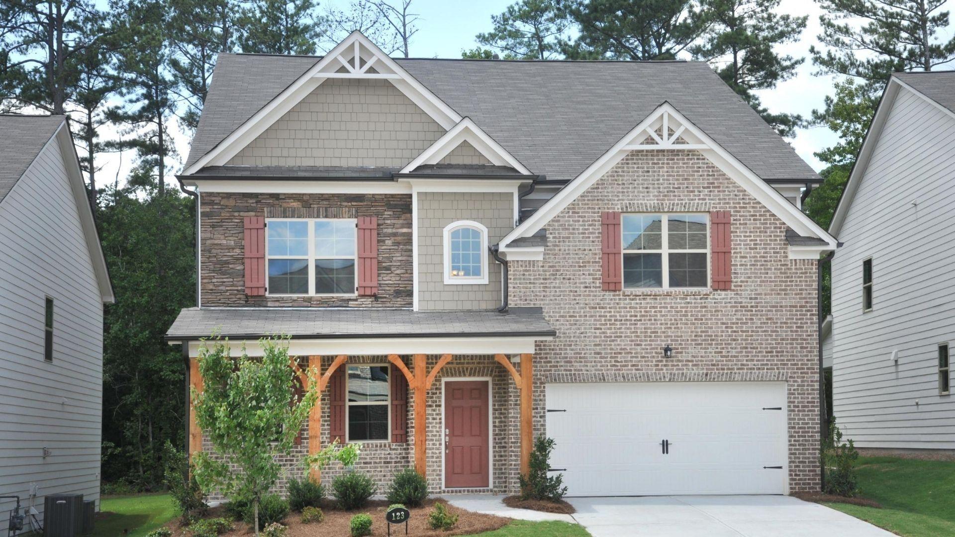 'Braemore' by Lennar - Atlanta Homebuilding in Atlanta
