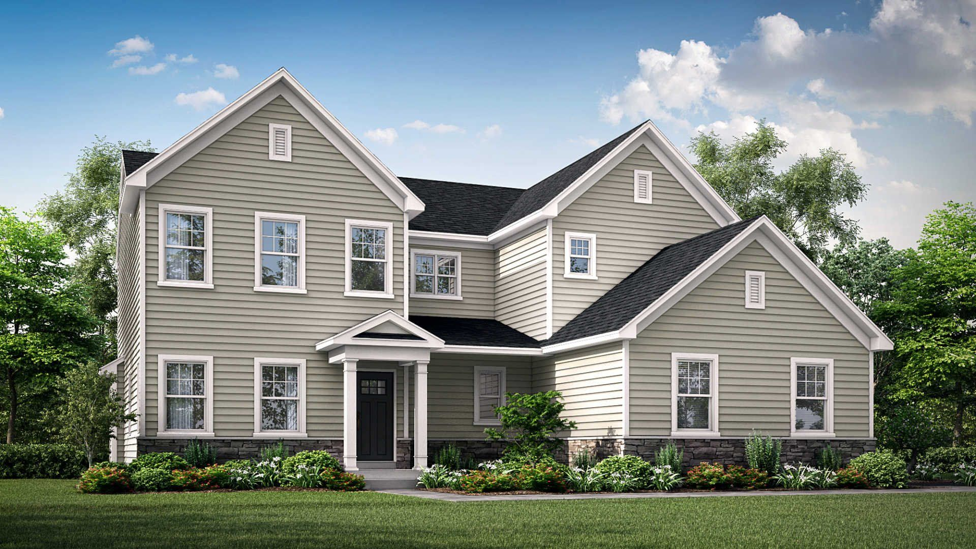 Exterior featured in the Montgomery By Lennar in Philadelphia, PA