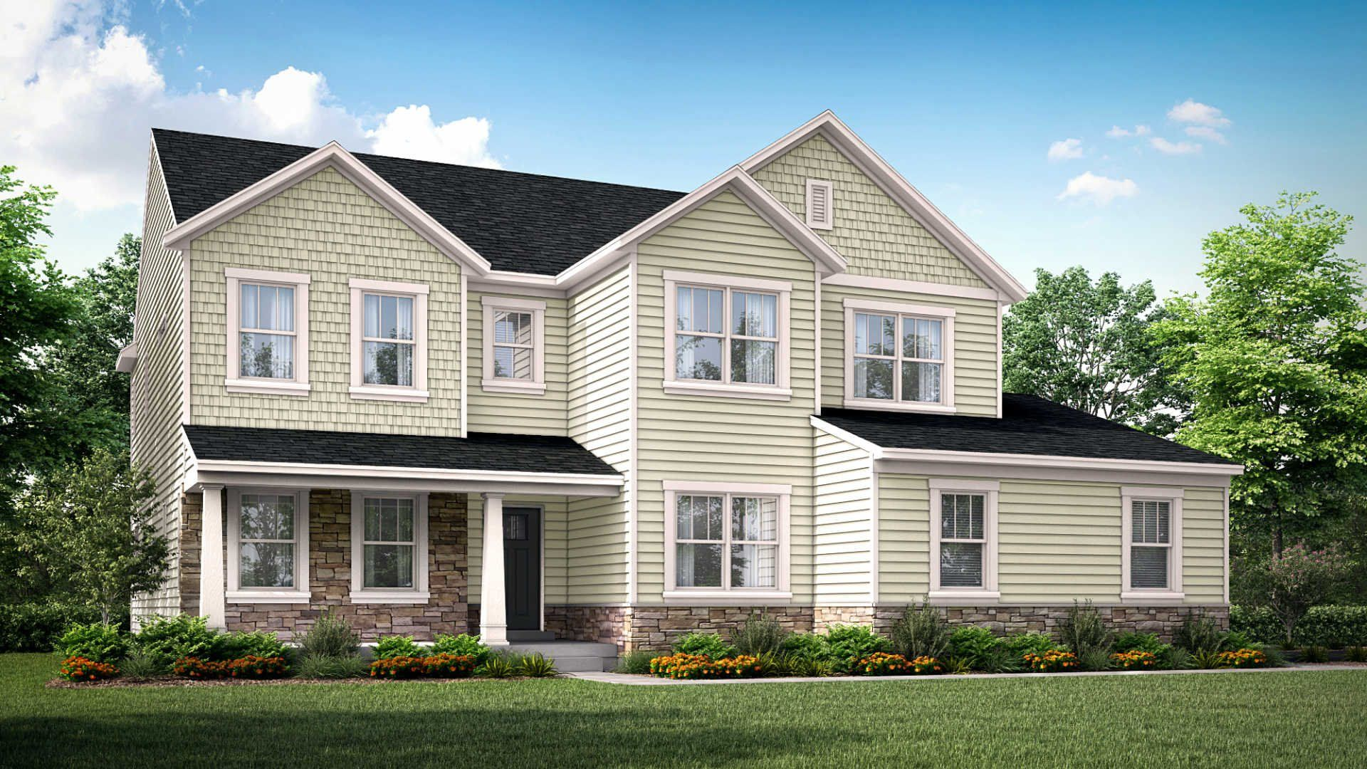 Exterior featured in the Emerson By Lennar in Philadelphia, PA