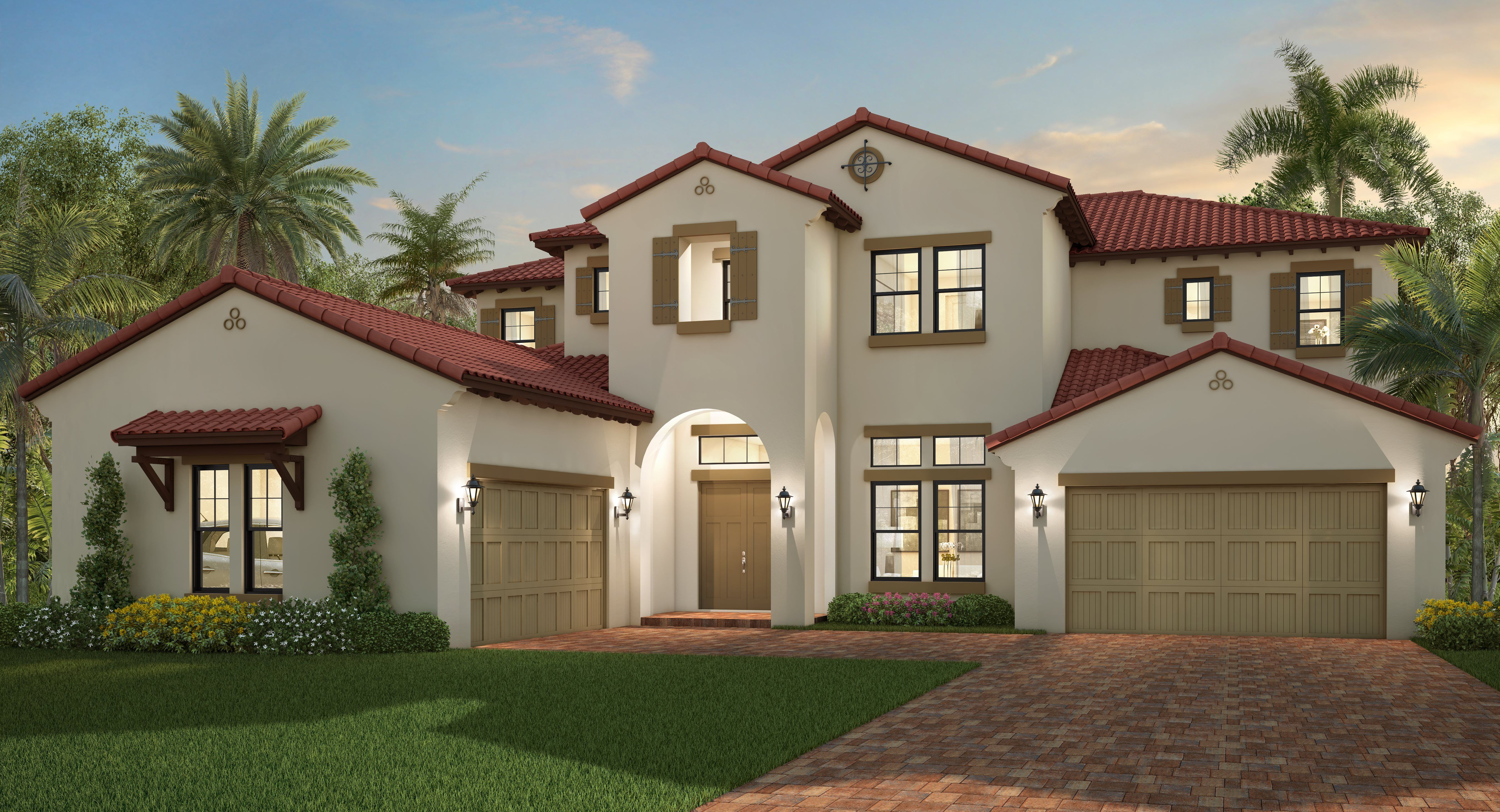 Exterior featured in the Oakmont By WCI in Broward County-Ft. Lauderdale, FL