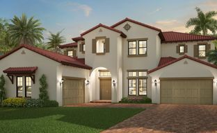 Parkland Bay - Waterfront Collection by WCI in Broward County-Ft. Lauderdale Florida