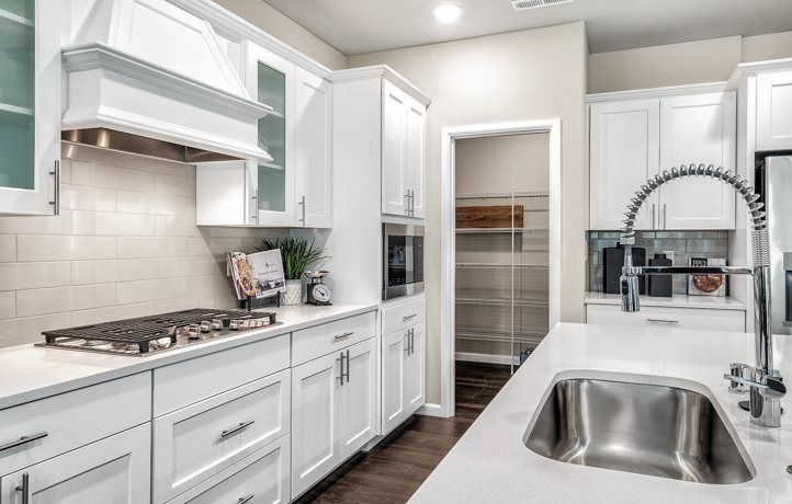 Kitchen featured in the Meridian By Lennar in Seattle-Bellevue, WA