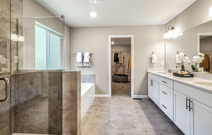 Bathroom featured in the Meridian By Lennar in Seattle-Bellevue, WA