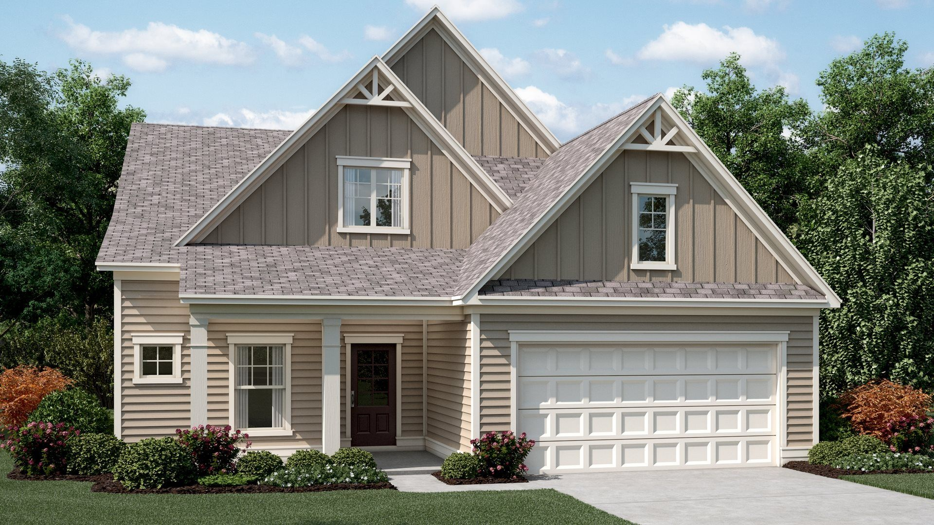Exterior featured in the Crestwood By Lennar in Atlanta, GA