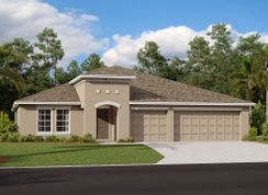 Lincoln - Old Hickory - Westfield Collection: Saint Cloud, Florida - Lennar