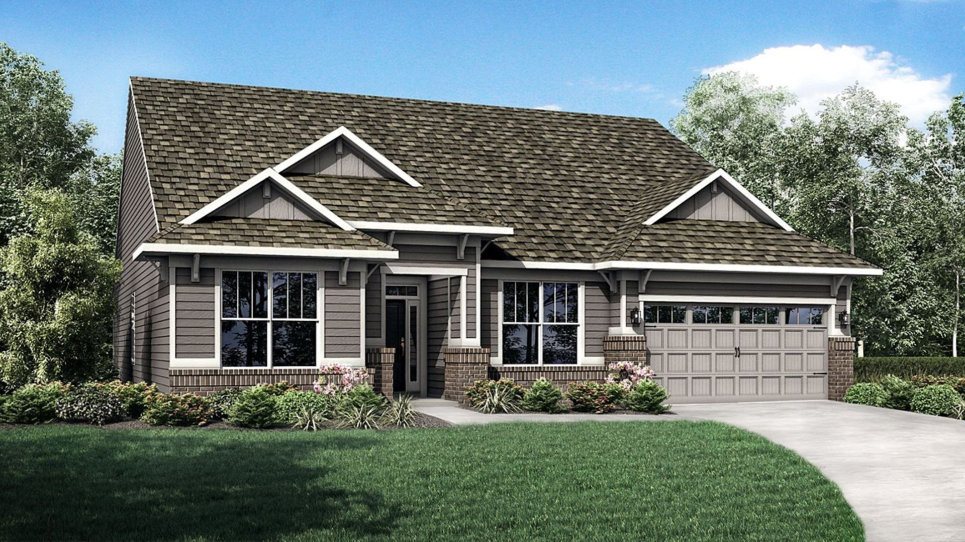 Exterior featured in the Wilmington By Lennar in Indianapolis, IN