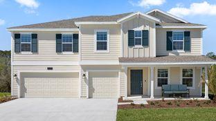 Dillinger - Stoneybrook Hills - Summerhill Estates / Hillside Green: Mount Dora, Florida - Lennar